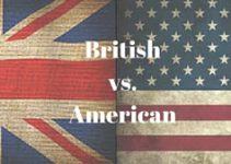 As Diferenças entre o Inglês Britânico e o Inglês Americano.