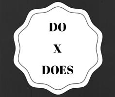 """Entenda o uso do """"Do"""" e do """"Does"""" de uma vez por todas"""