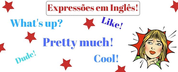 Expressões em Inglês!