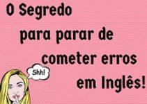 Tem medo de errar ao falar Inglês?! Descubra como acabar com esse medo.