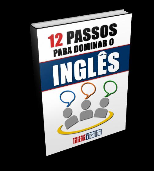 Livro para aprender inglês - 12 passos