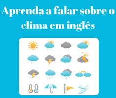 Aprenda a falar sobre o clima em inglês