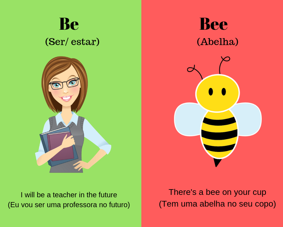 be vs bee