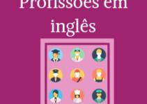 Aumente seu vocabulário com essa lista das profissões em inglês