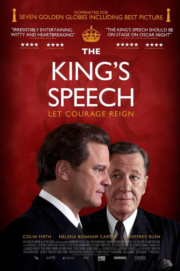 inglês com filmes: O discurso do rei
