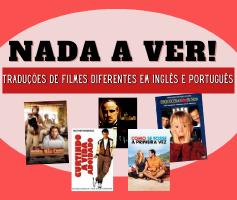 Filmes em inglês